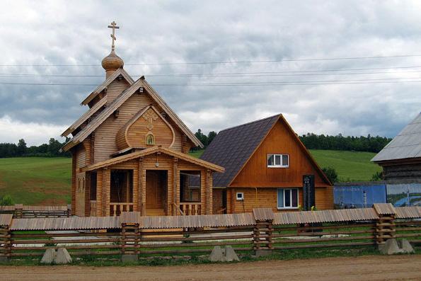 В Нижнекамском благочинии освящен новый храм