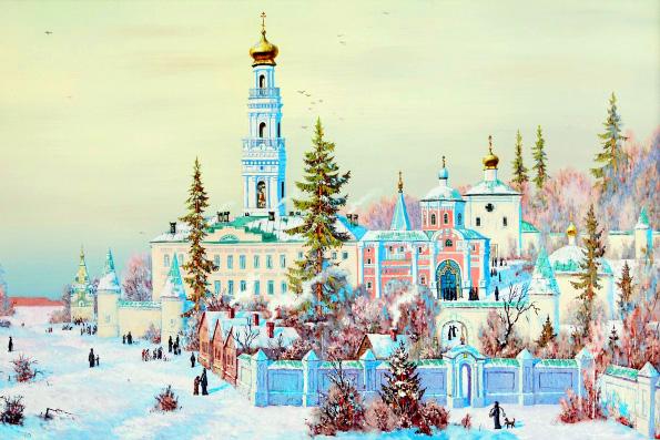 Кизический мужской монастырь города Казани: история становления от приходского храма до обители