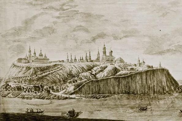 Свияжский Успенский монастырь: значение Свияжска как православного центра Среднего Поволжья