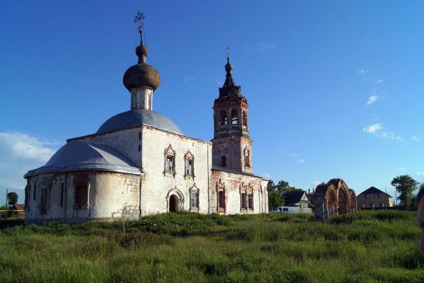 В селе Русские Алаты обсудили восстановление храма