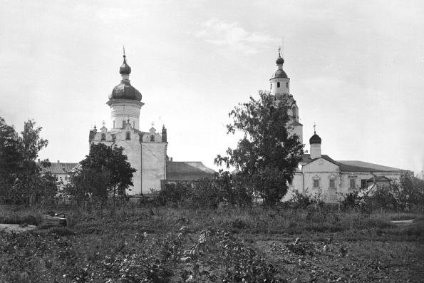 Свияжский Успенский монастырь: уникальное положение и статус монастыря до революции