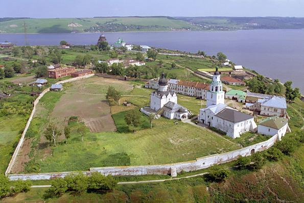 Свияжский Успенский монастырь: судьба монастыря с 1917 года до наших дней