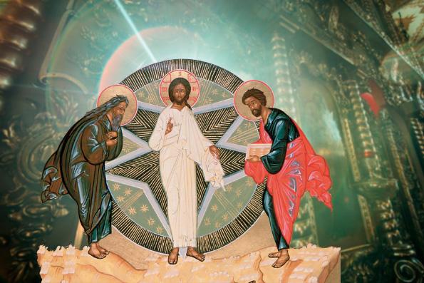 Преображение Господне: Христос подарил нам Свет