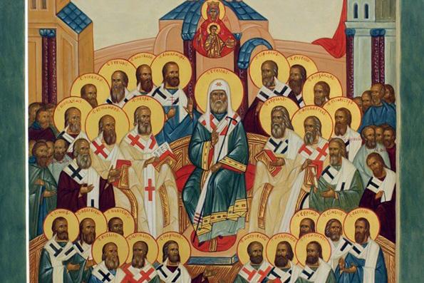 В праздник Успения Богородицы во всех храмах Русской Церкви будет совершаться молитвенное поминовение Отцов Священного Собора 1917-1918 гг.